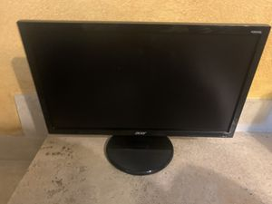 Acer 20 in computer monitor for Sale in Los Angeles, CA
