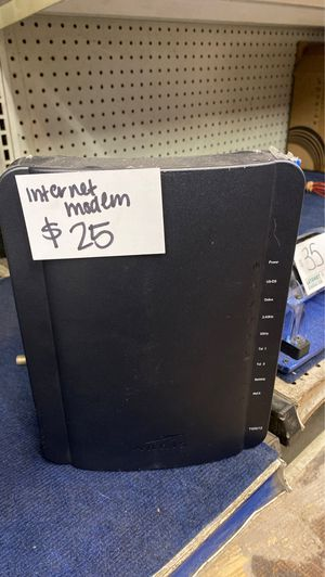 Internet Modem for Sale in Irving, TX