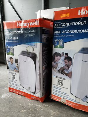 Portable AIR CONDITIONER AC UNIT AIRE ACONDICIONADO portable portatil for Sale in Oakland Park, FL