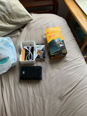 Brand new portable printer with sheets to print. Price negotiable for Sale in Riviera Beach, FL
