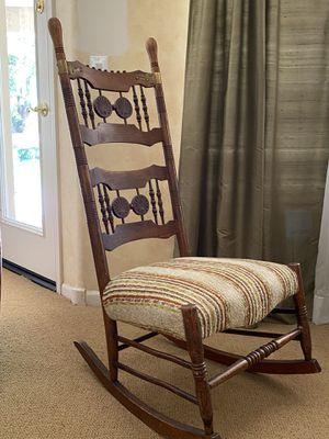 Antique rocking chair for Sale in Phoenix, AZ