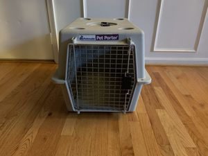 Petmate Pet Porter, travel pet crate for Sale in Sterling, VA