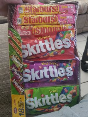 Skittles 18 Pack for Sale in Las Vegas, NV