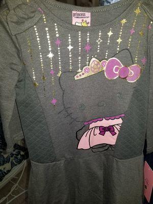 Nwt Princess hello kitty dress Size 4 for Sale in Flint, MI