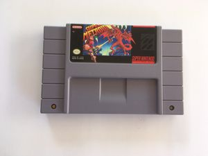 Super Metroid for snes for Sale in Ontario, CA