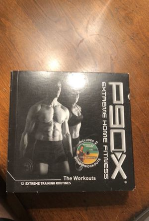 P90x and Nutrition Book for Sale in Somerville, MA
