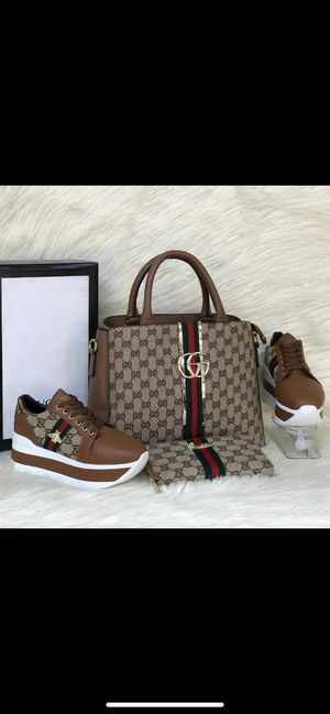 Gucci Shoe And Bag Set for Sale in Pittsburgh, PA