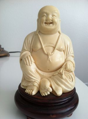 Beautiful Ivory Buddha for Sale in Miami, FL