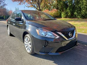 2017 Nissan Sentra s AUTOMATIC 4CYL very clean LOW MILES sport for Sale in Portland, OR