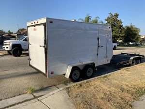 Enclosed trailer for Sale in Fontana, CA