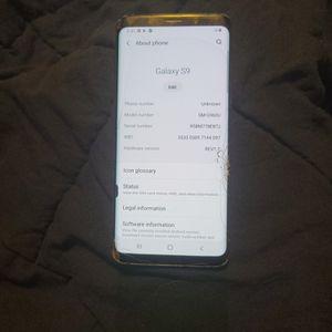 Samsung Galxy S9 for Sale in Kennewick, WA