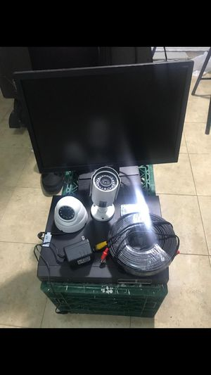 Security Camera Equipment Bundle for Sale Cheap for Sale in Brooklyn, NY