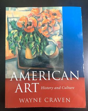American Art History and Culture (textbook) for Sale in San Francisco, CA