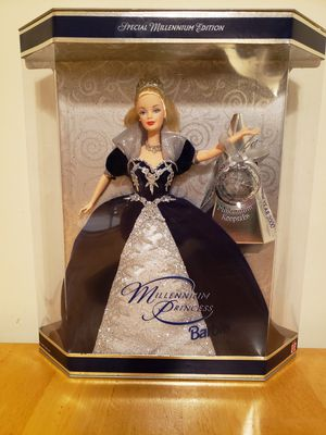 2000 Millenium Barbie for Sale in Spring Lake Park, MN