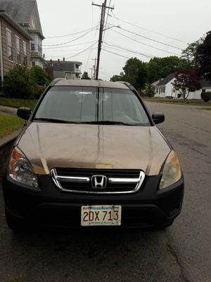 Honda crv 04 for Sale in Brockton, MA
