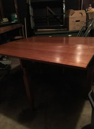 Antique cherry wood table. for Sale in Santa Monica, CA
