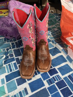 Macie Bean Boots -Size 13 (youth girls) for Sale in Carlsbad, CA