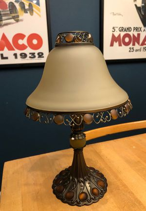 Partylite Parisian Metro Retro tea light lamp candle holder for Sale in Los Angeles, CA