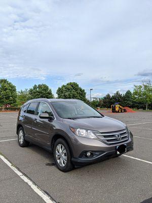 2012 Honda CRV EX-L AWD for Sale in Glastonbury, CT