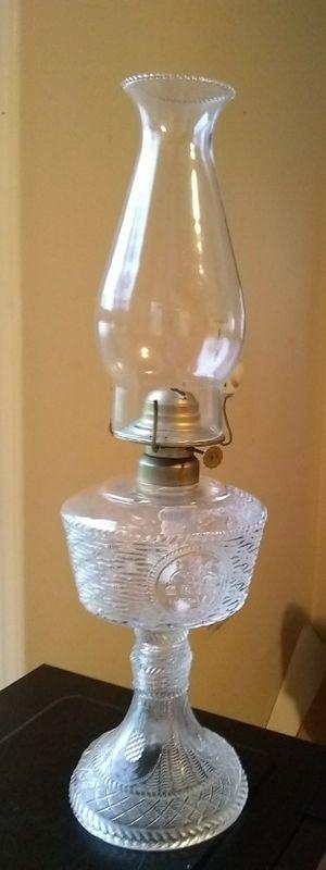 Antique Oil Lamp_ price negotiable for Sale in Chester, VA