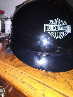 Harley Davidson Half Shell Helmet for Sale in Stockbridge,  GA