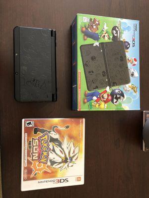 Nintendo 3DS - Super Mario Black Edition for Sale in Jeannette, PA