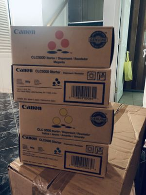 Cannon CL5000 starter for Sale in Verona, NJ