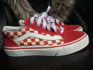 Vans old skool checkered for Sale in Cleveland, OH