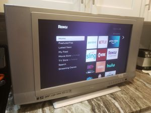 27in tv for Sale in St. Petersburg, FL