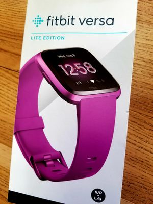 Fitbit versa lite for Sale in Yakima, WA