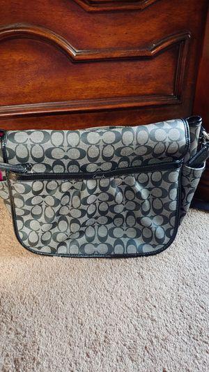 Coach diaper bag for Sale in Brookfield, MA