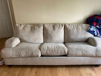 Bobs furniture couch for Sale in Stoughton,  MA