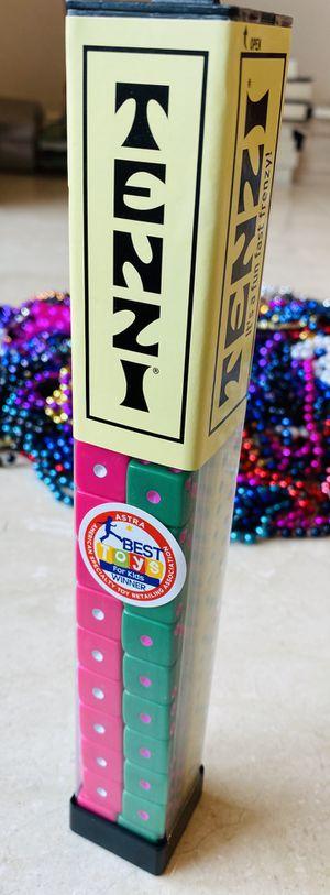 Tenzi Game (Best Toy For Kids Winner, Unopened) for Sale in Santa Monica, CA