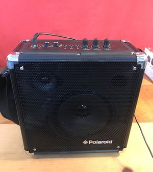 Portable Rechargeable Polaroid Bluetooth Speaker W/Charger & Box for Sale in Baltimore, MD