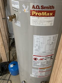 75 Gallon Power Vent (PV) Gas Water Heater (Used) for Sale in Mount Airy,  MD