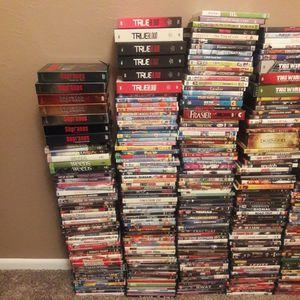 300+ DVDs for Sale in Denver, CO