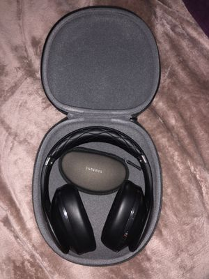 Samsung level over wireless noise canceling headphones for Sale in Renton, WA