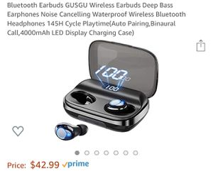 Brand new earbuds still wrapped in box for Sale in Layton, UT
