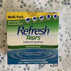 Refresh Tears - Lubricant Eye Drops for Sale in San Jose, CA