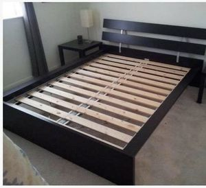 IKEA Hopen Queen size Bed for Sale in Los Angeles, CA