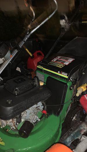 John Deere commercial lawn mower for Sale in Seattle, WA