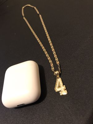 """22 """" 10k Gold Necklace $480 for Sale in Tacoma, WA"""