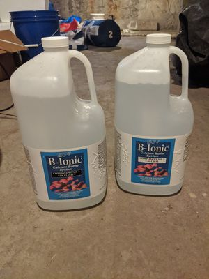 ESV B Ionic 2 Part Saltwater Aquarium Calcium Buffer System for Sale in Pittsburgh, PA
