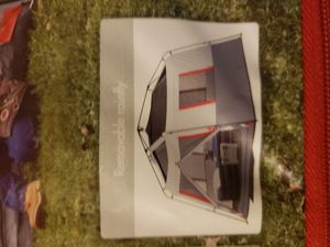 8 person instant tent with built in LED lights (NEW) for Sale in Chandler, AZ