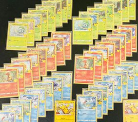 Pokémon 25th Anniversary McDonalds Promotion Complete Set for Sale in Miami,  FL