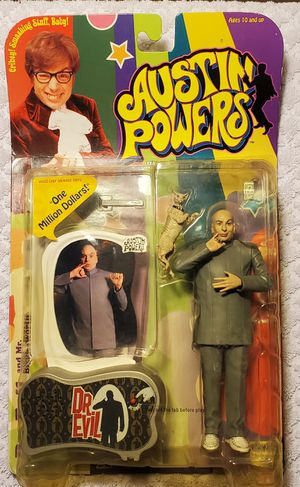 Austin Powers Dr. Evil Figurine, NEW for Sale in Downey, CA