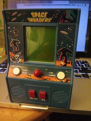 Space invader mini arcade for Sale in San Jose, CA