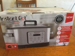 Instant pot 6Quart Nuevo for Sale in Los Angeles, CA