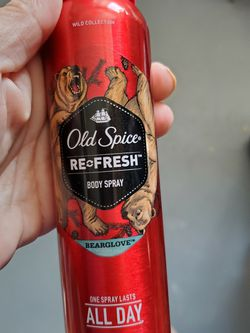 Old Spice Body Spray Bearglove for Sale in Belleview,  FL