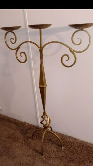 Big candle holder for Sale in Pasadena, TX